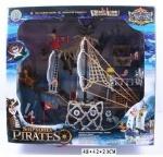 Пиратский набор с кораблем
