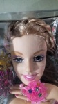 Голова-манекен куклы с аксессуарами