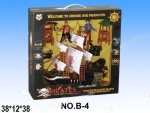 Пиратский игровой набор с кораблем