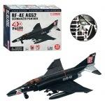 """Пазлы 4D """"Самолет RF-4E AG52"""""""