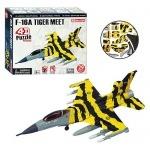 """Пазлы 4D """"Самолет F-16A"""""""
