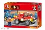 Конструктор пожарная машина слубан