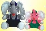 Мягкая игрушка Слон большой