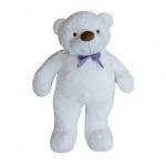 Мягкая игрушка Медведь Бо, белый
