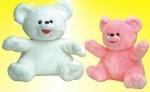 Медведь Умка мутон средний белый