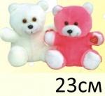 Медвежонок Топик розовый