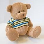 Медвежонок Макки, коричневый