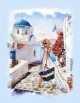 Вышивка бисером Гречские каникулы