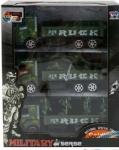 Набор машинок военные