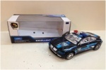 Машина полиция инерционная (коробка)
