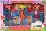 Набор кукол Lala Loopsi