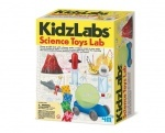 Научно-игрушечная лаборатория