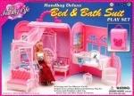Мебель Gloria Спальня с ванной комнатой