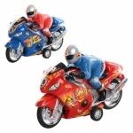 Мотоцикл инерционый