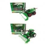 Трактор сельхозтехника, 2 вида
