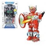 Робот музыкальный со светом