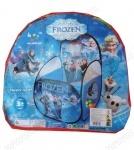 Детская Палатка Frozen с баскетбольным кольцом
