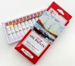 Краски масляные Santi Studio набор