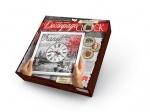 Набор для творчества Настенные часы с рамкой Decoupage Clock
