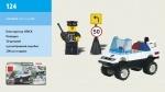 Конструктор полицейская машина ТМ Brick