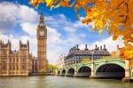 Раскраска по цифрам Идейка Осенний Лондон