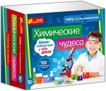 """Набор для опытов """"Химические чудеса"""""""