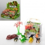 Динозавры в чемодане