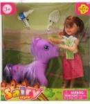 Кукла Defa с пони
