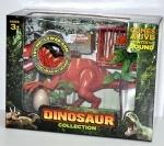 Парк с динозаврами