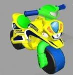 Мотоцикл-каталка Байк Полиция