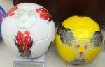 Мяч футбольный PVC прошитый