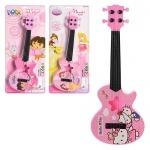 Гитара игрушечная Мультгерои