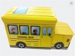 "Пуф детский ""Автобус желтый"""