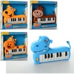 Детское пианино в виде животного