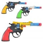 Пистолет под пистоны с глушителем
