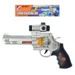 Пистолет со звуками стрельбы