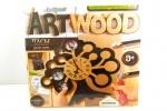"""Набор креативного творчества """"ARTWOOD настенные часы """" выпиливания лобзиком"""