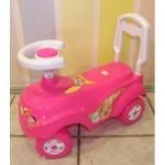 Машинка для катання Микрокар ярко-розовая