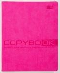 Тетрадь для записи иностранных слов PU, розовая