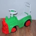 Машинка для катання ПАРОВОЗИК зеленый