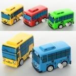 """Заводной автобус с мультфильма """"Приключения Тайо"""""""