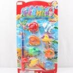 Рыбалка детская, 8 рыбок