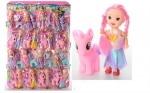 Набор кукла с лошадкой