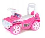 Машинка для катання ОРИОНЧИК ярко розовая