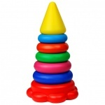 Пирамидка «ЦВЕТОК»