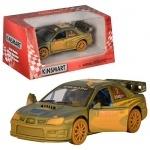 Коллекционная машинка Subaru Impreza WRC 2007 (Muddy)