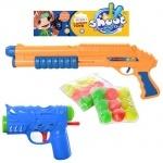 Набор оружия (автомат + пистолет)