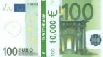 Пачка денег (сувенир) Евро