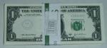 """Пачка денег (сувенир) Доллары """"1"""""""