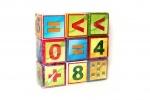 """Дитячi кубики Гиго """"Математика"""" 9шт"""